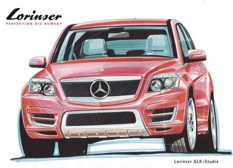 Lorinser Mercedes Price by Lorinser Mercedes Glk Unveiled