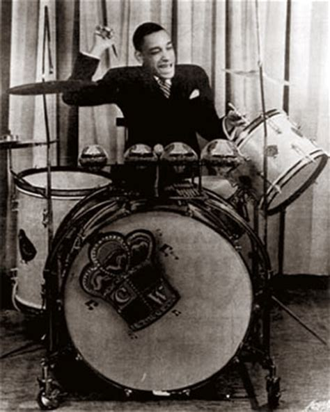 swing drummers chick webb jazz and swing music drummer as well as a band