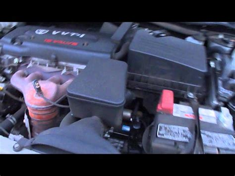 how to fix cars 2008 toyota avalon transmission control transmission fluid flush n fill 2007 toyota camry youtube