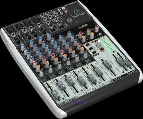 Daftar Mixer Behringer 6 Channel behringer q1204 usb 8 channel mixer whybuynew
