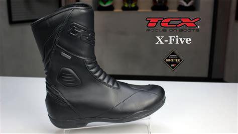 tcx   goretex motosiklet botu oezen tv youtube