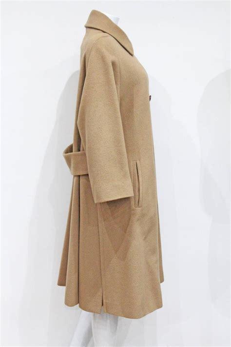 swing coats for sale 1970s hermes camel hair swing coat for sale at 1stdibs