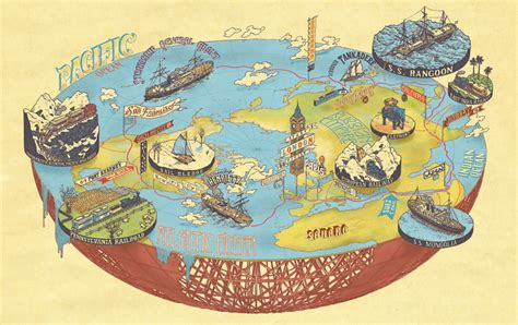 libro atlas of adventures a the new book plotted a literary atlas maps fantastical literary worlds citylab
