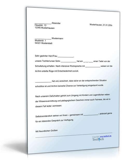 Musterbriefe Widerspruch einspruch schulische disziplinarma 223 nahme muster zum
