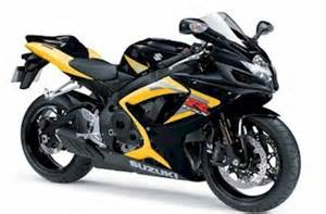 Suzuki Gsxr 600 Yellow K7 Black And Yellow Suzuki Gsxr 600