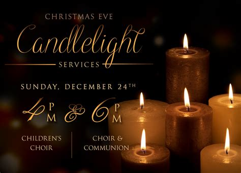 Christmas Eve Services First Presbyterian Church Macon Candle Light Service