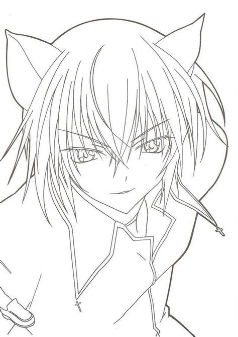 Anime Lineart Coloring Pages Az Coloring Pages Anime Coloring Pages For