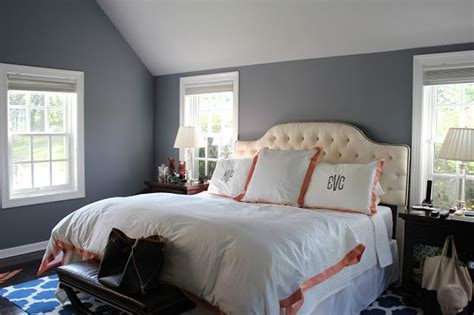sherwin williams gray paint bedroom sherwin williams serious gray with lazy gray on the