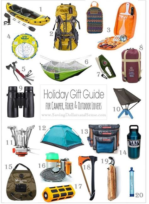 backyard gifts holiday gift guide for cers hikers and outdoors lovers