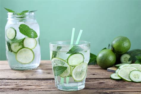 Cucumber Water Detox Diet by Benefits Of Infused Water For Weight Loss