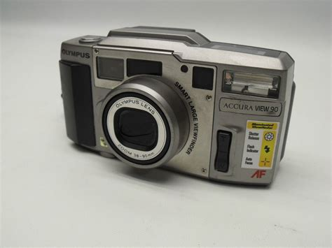 olympus point and shoot olympus accura view zoom 90 qd 35mm point and shoot