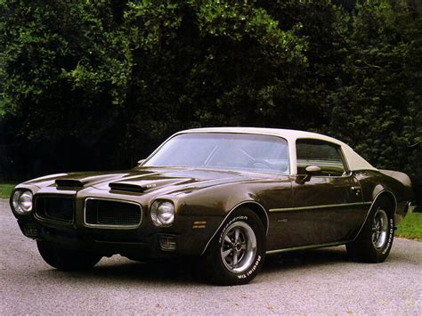 pontiac firebird 1970 1981 2nd generation amcarguide