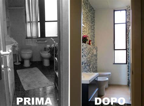 Bagno Prima E Dopo by Progetto Di Ristrutturazione Appartamento A Idee