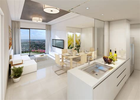 interior design of rectangular living room white kitchen interior design ideas