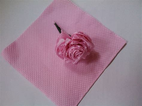 Tissue Paper For Pattern - 13 diy tissue paper roses guide patterns