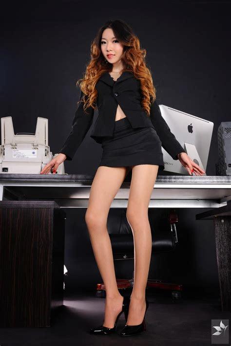 Legs For A by Asian Office Sheer Legs Legs In 2019