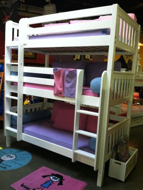 bunk beds for three 112 best images about kids bunk house on pinterest bunk