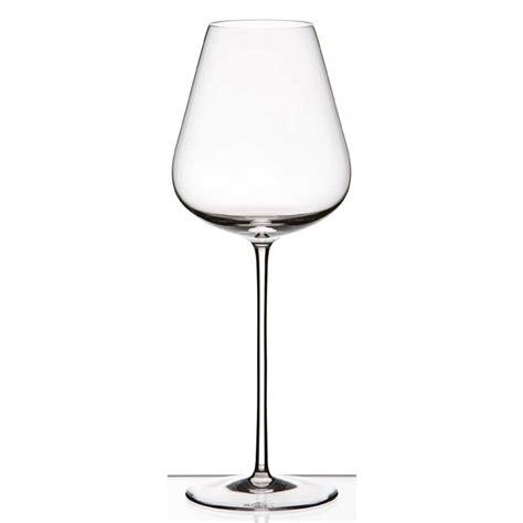 rogaska bicchieri rogaska wine glass domus aurea white wine large
