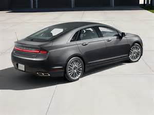 new lincoln cars 2014 2014 lincoln mkz price photos reviews features