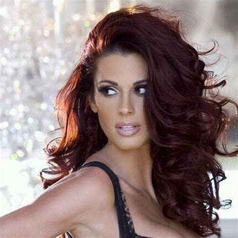 brown cherry hair color chocolate cherry brown hair color hair color trends