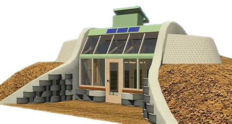 earthship home archives grid world