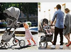 Stokke Xplory: Versatile Seating Stroller - IPPINKA Umbrella Stroller With Canopy