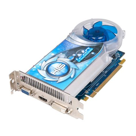 Vga Ati Radeon 2gb 128 Bit Amd Ati Radeon His R7 240 Iceq Boost Clock 2gb