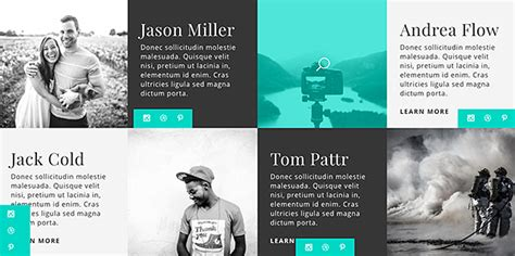 Griddr Animated Grid Creative Theme the best free divi layout packs from around the web themes