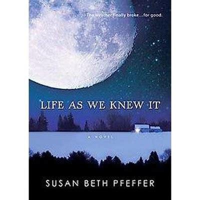 Pdf Knew Susan Beth Pfeffer by As We Knew It As We Knew It Last Survivors
