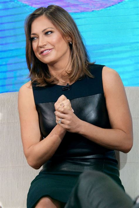 ginger zee short hair zee new haircut 2014 ginger zee haircut