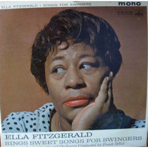 ella fitzgerald swing sings sweet songs for by ella fitzgerald lp with