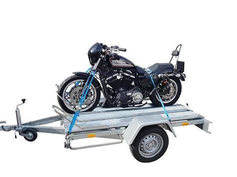 Motorrad Anh Nger Mieten by Motorrad Anh 228 Nger F 252 R Bis Zu 3 Motorr 228 Der Mit Kippfunktion