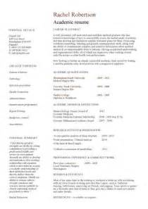 Sle Academic Resume For College Application by Assistant Professor Resume Format Doc Resume Format For