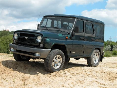 uaz hunter hunter 1st generation hunter uaz database carlook