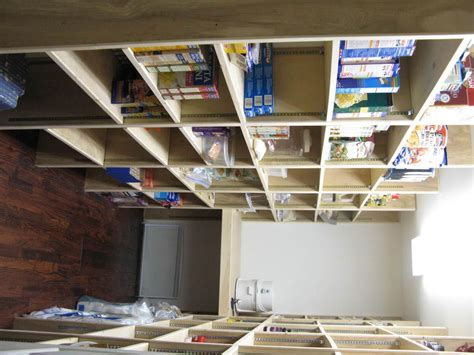 pantry shelving adjustable pantry