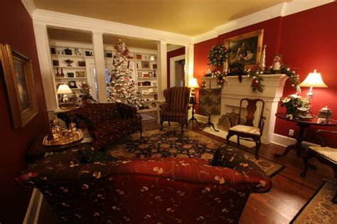 living room at christmas picture of sidwell friends bed