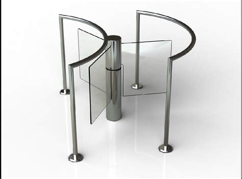 swing turnstile turnstiles system i3 technologies corporation