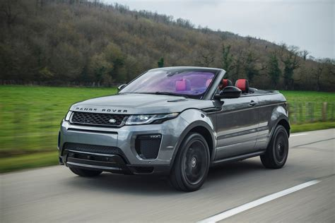 land rover convertible 2017 land rover range rover evoque convertible first drive