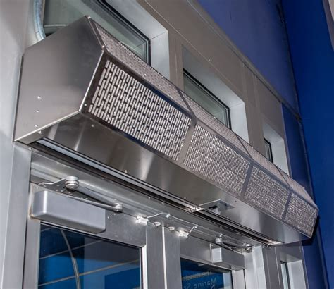 berner air curtains commercial high performance 10 berner