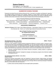 Free Teaching Resume Templates by Free Resume 43 Free Word Pdf Documents Free Premium Templates