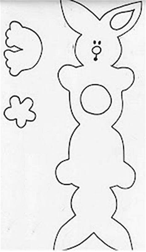 Lembrancinhas de Páscoa – Moldes e passo a passo - Arteblog