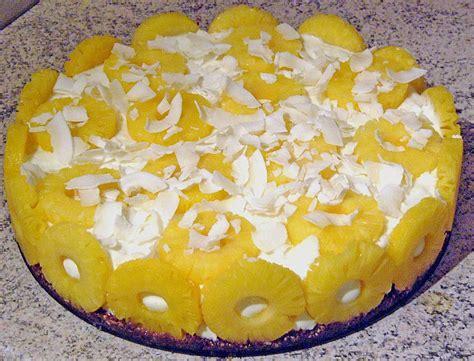 pina colada kuchen pina colada kuchen ohne backen beliebte rezepte f 252 r