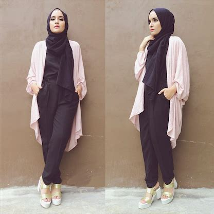 Jumpsuit Muslimah Cool Jumpsuit And Sweet Outer Wear Sump Dehh Yay Or Nay