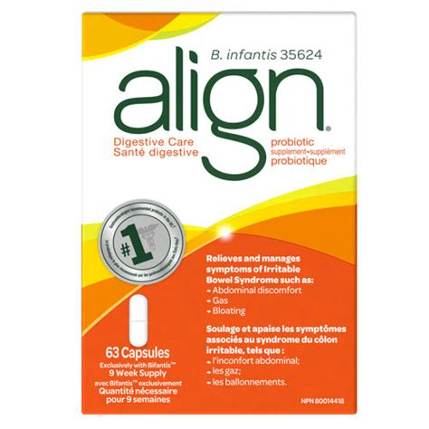 align probiotic supplement side effects align probiotic canada reviews bravocanada