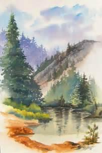 Landscape Artists Watercolor 10 Best Ideas About Watercolor Landscape On