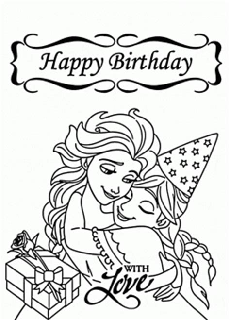 happy birthday best friend coloring pages anime best friends coloring pages