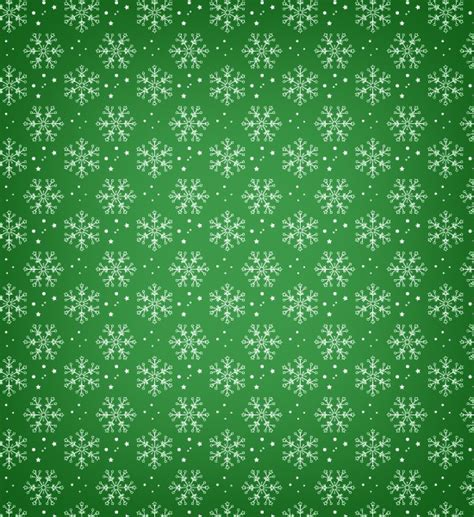 christmas pattern green red and green snowflake vector pattern vector patterns