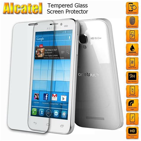 Tempered Glass Alcatel One Touch premium tempered glass screen protector for alcatel