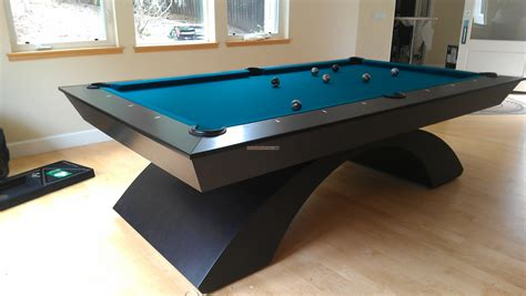pool tables contemporary pool table modern pool tables