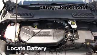 replacing battery on ford escape 2014 autos post
